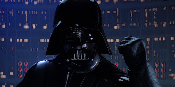Darth Vader in The Empire Strikes Back