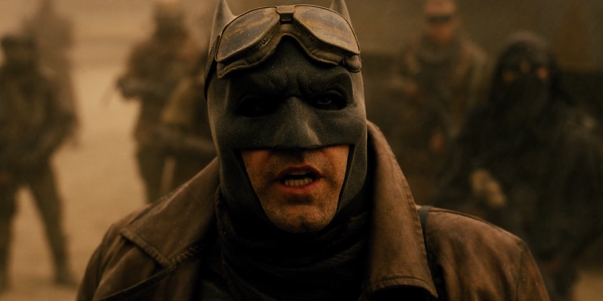 Batman in the Knightmare