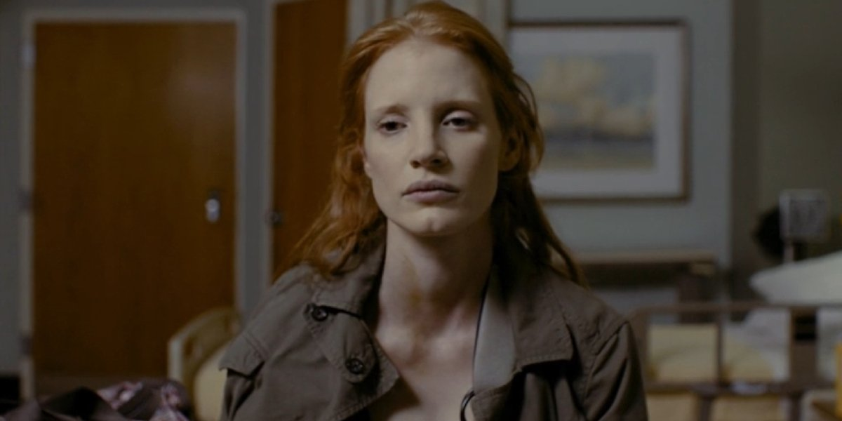 Jessica Chastain in The Disappearance of Eleanor Rigby: Her