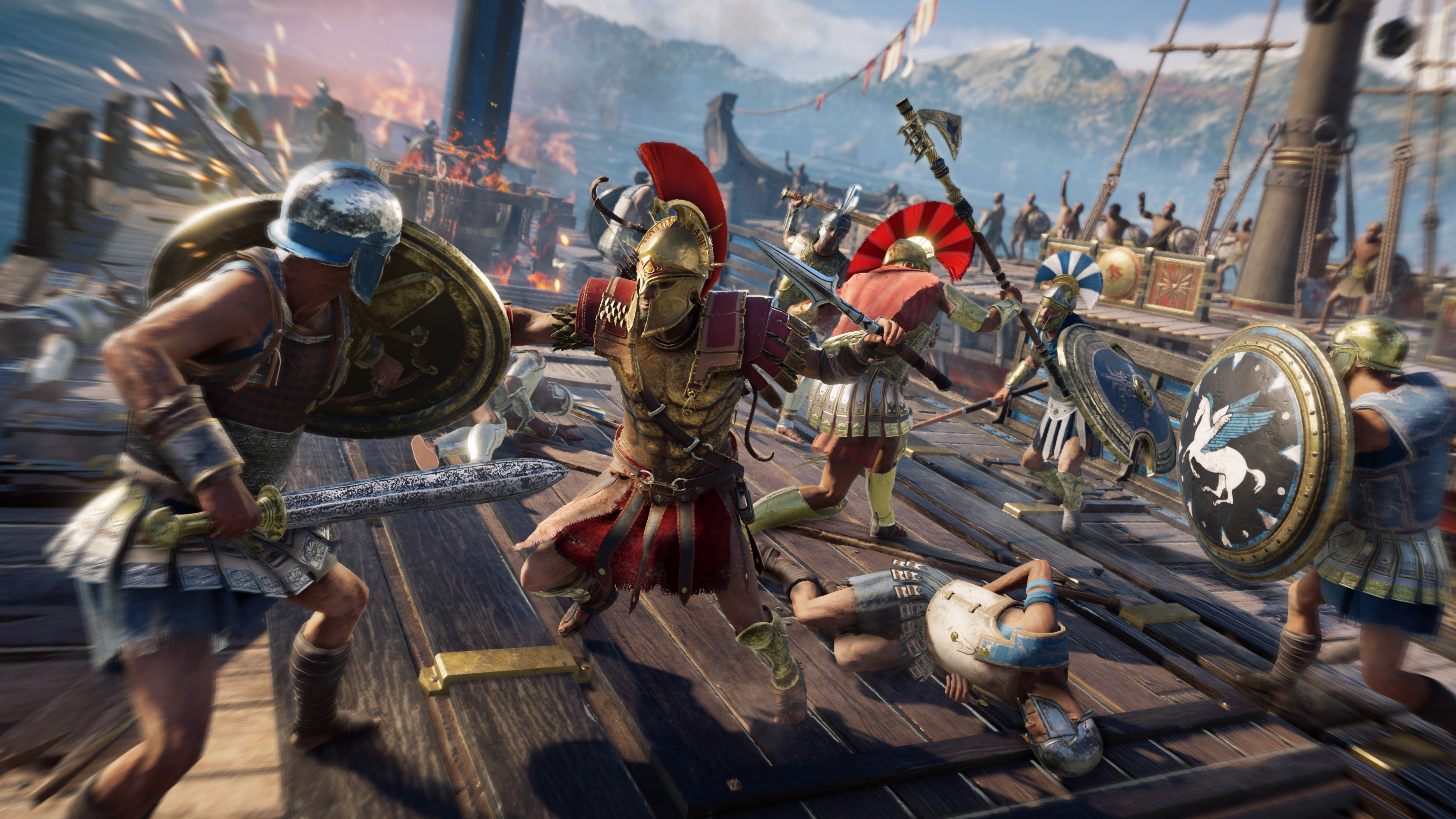 Best single player PC games: Assassin's Creed: Odyssey