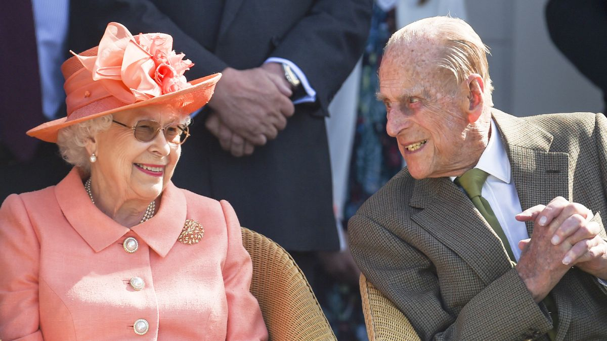 The sweet signs that prove Prince Philip is still 'charmed' by his wife after all these years