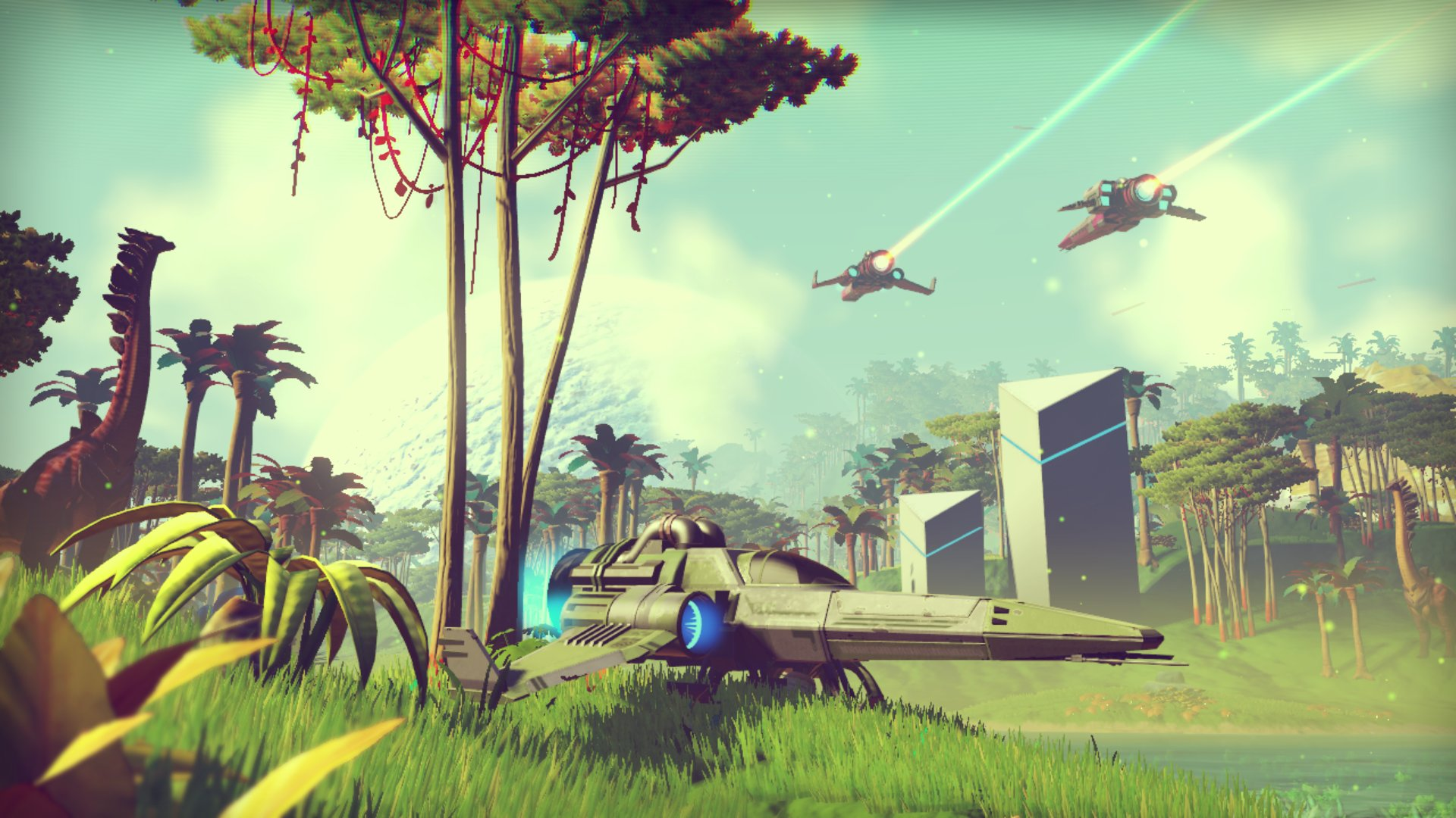 How to survive No Man's Sky