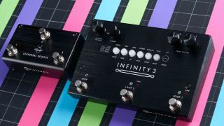 Pigtronix Infinity 3 and Universal Remote