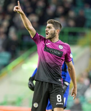 Celtic v St Mirren – Ladbrokes Scottish Premiership – Celtic Park