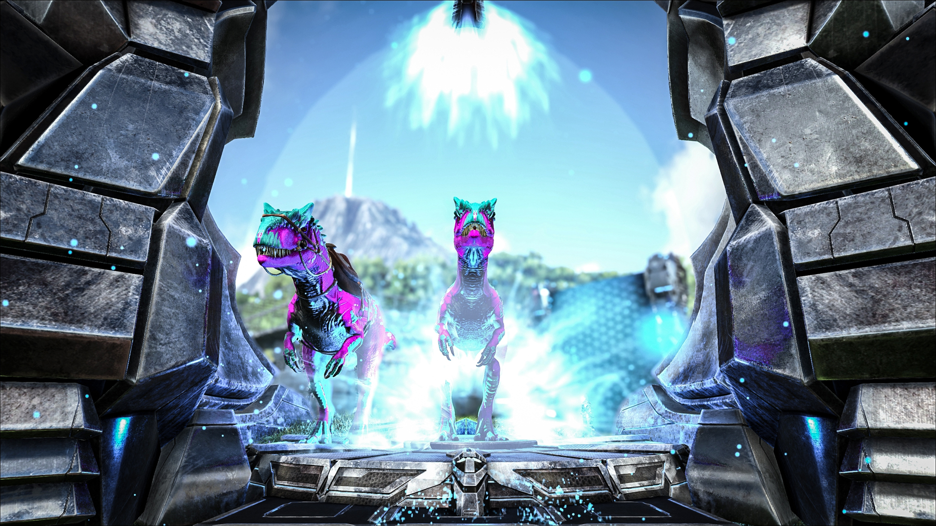 Ark patch delivers giant bees, 'Hell Pigs', dinosaur cloning