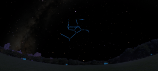 A diagram shows Hercules in the late-July sky over New York City.