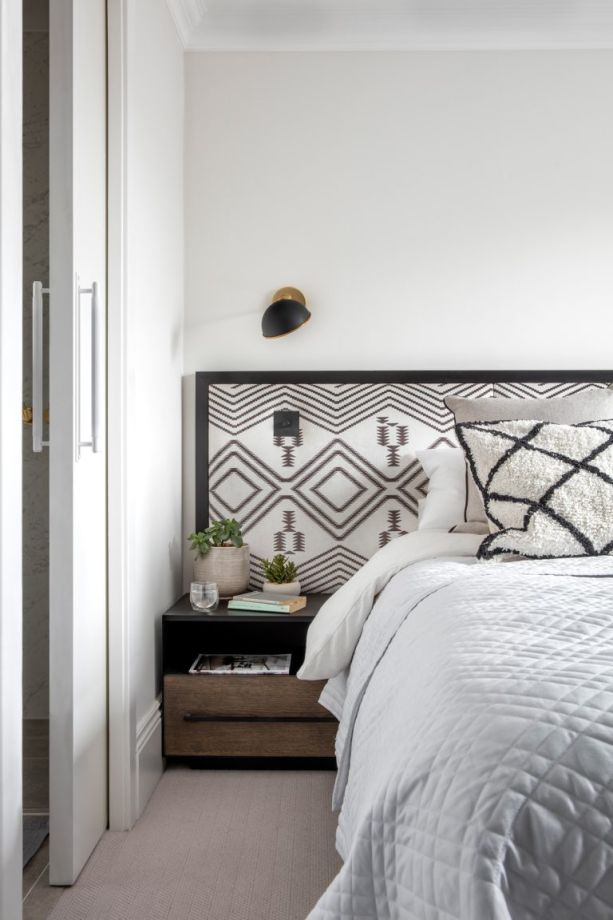 Statement headboards – big and clever