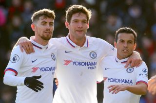Lampard Wants Chelsea Players To Follow Example Of Team Mate Alonso Fourfourtwo