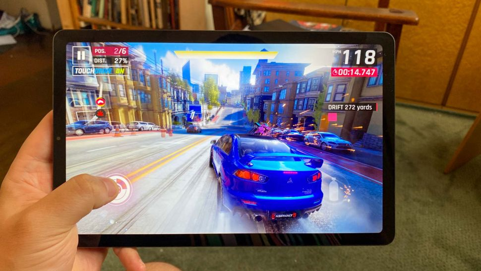 Samsung Galaxy Tab S6 Lite review - gaming