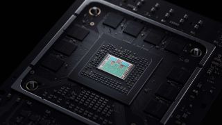 Microsoft Xbox Series X processor