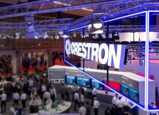 Crestron at ISE 2020