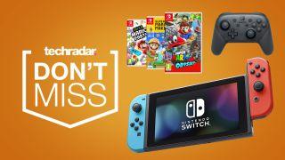 cheap Nintendo Switch bundles deals sales prices