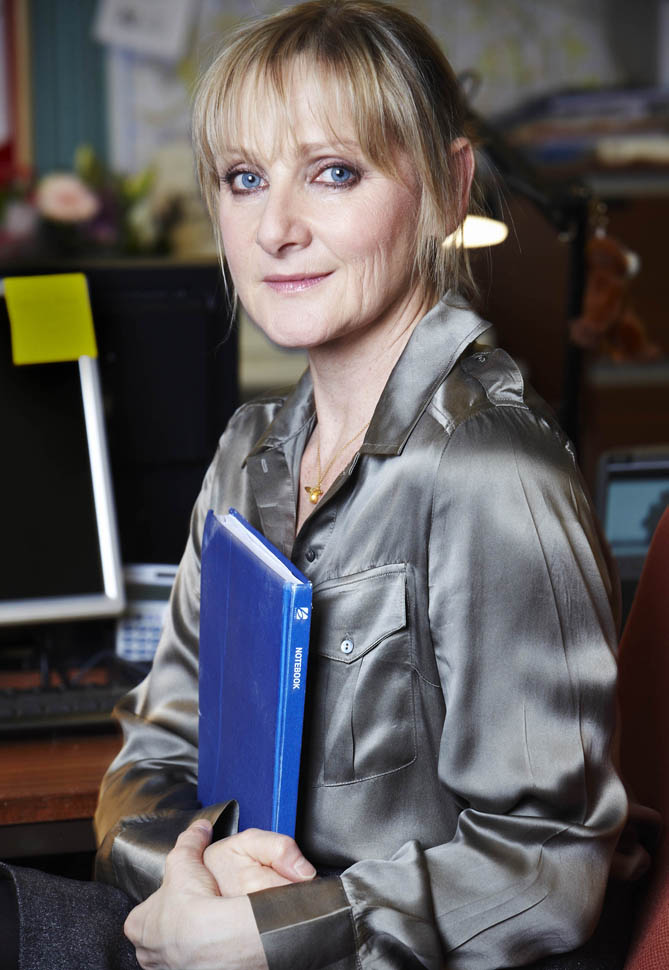 Lesley Sharp: 'Scott & Bailey are real women'
