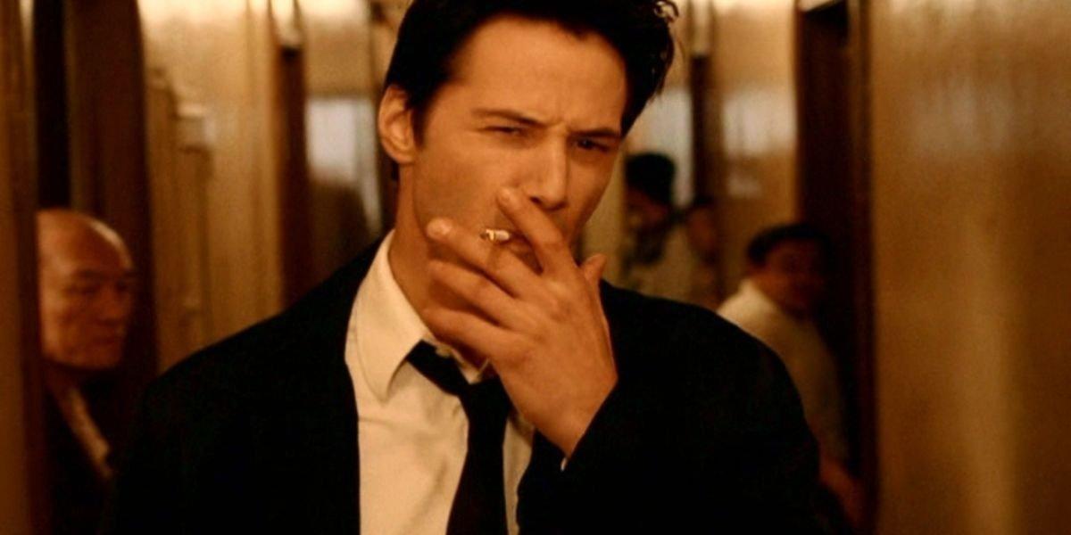 Keanu Reeves as Constantine