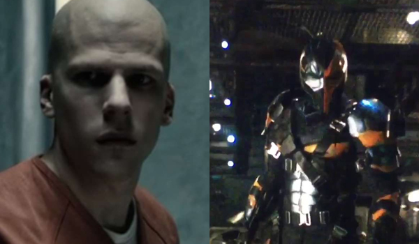 Justice League Lex Luthor Deathstroke