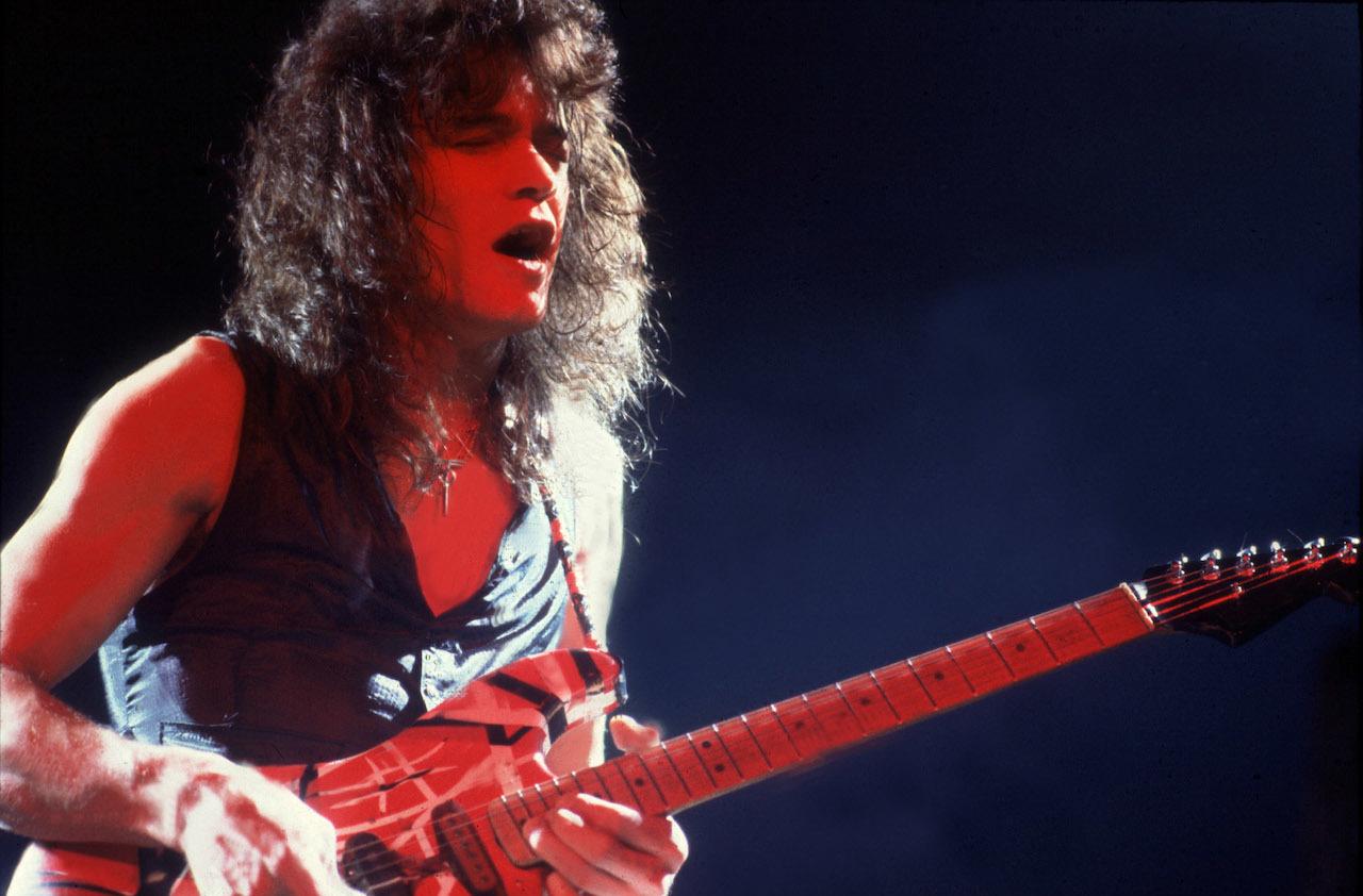 The Top 10 Greatest Eddie Van Halen Guitar Solos Louder