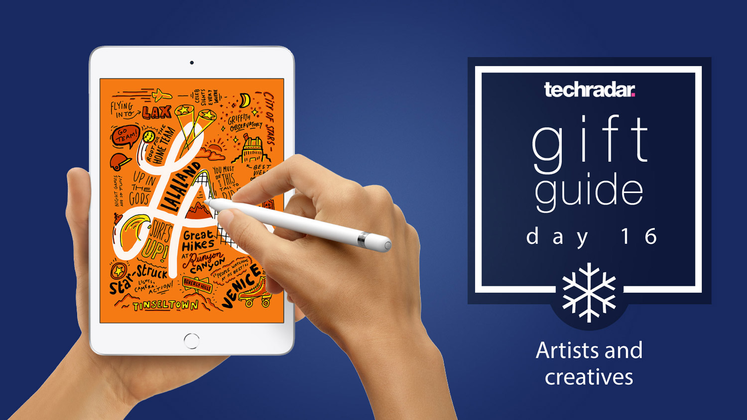 Top Christmas Gifts For Artists And Creatives Techradar