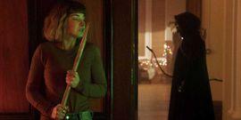 The Black Christmas Scenes Imogen Poots Struggled To Shoot Emotionally