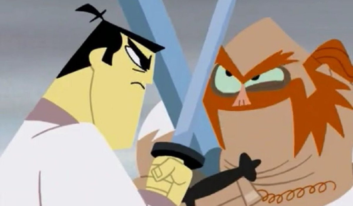 Samurai Jack Cartoon Network