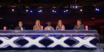 Watch America's Got Talent Make Golden Buzzer History With Showstopping Young Singer