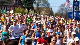 How to track runners at the Boston Marathon 2021