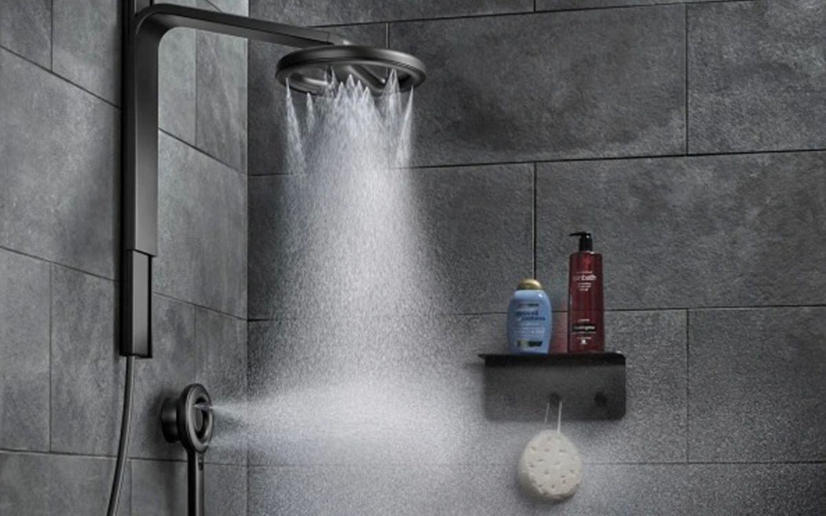 The Tim Cook-Backed Nebia Shower Can Save You 65 Percent on Water
