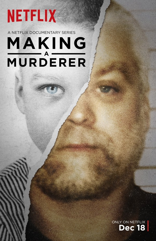 Netflix series Making A Murderer