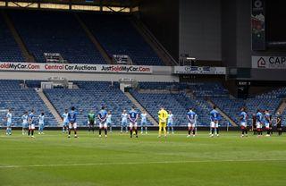 Rangers v Coventry City – Pre-Season Friendly – Ibrox