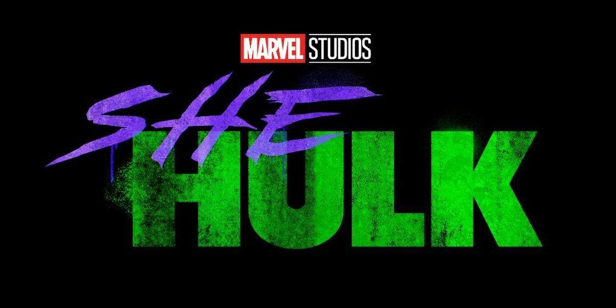 Marvel Studios' She-Hulk logo