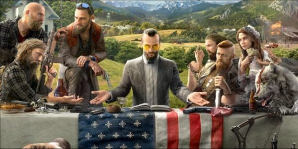 Why Making Far Cry 5 Is Challenging, According To One Writer thumbnail