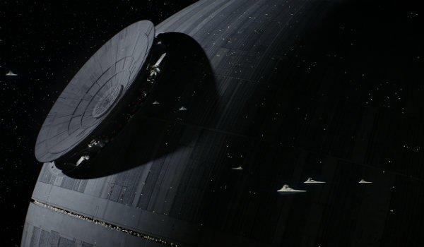 Star Wars Rogue One Death Star
