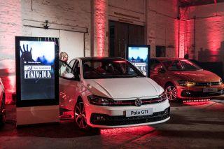 Ultra-slim 'Blade' kiosk in Volkswagen showroom trials