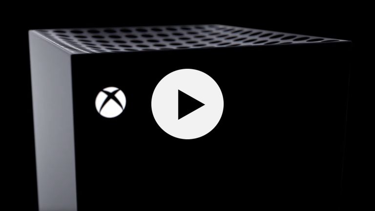 Microsoft Xbox Series X video trailer