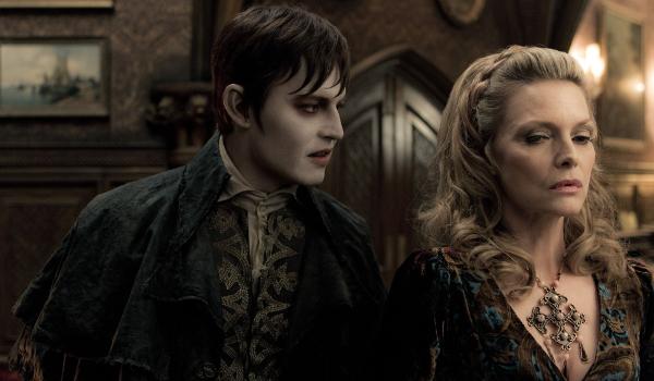 Dark Shadows Johnny Depp Michelle Pfeiffer