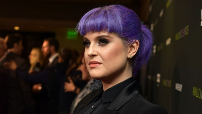 """Kelly Osborne attends the special screening of Momentum Pictures' """"A Million Little Pieces"""" at The London Hotel on December 04, 2019 in West Hollywood, California."""