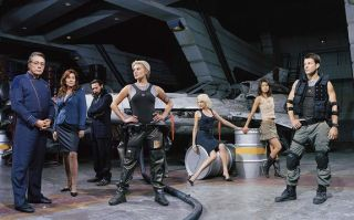 """""""Battlestar Galactica"""" is about to launch back to TV...again."""
