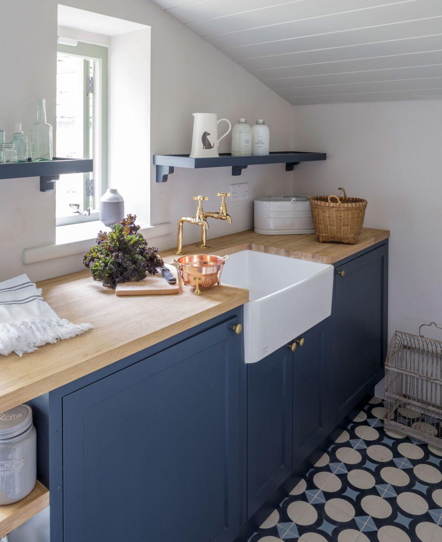 Interior designer Irene Gunter's 5 laundry room design tips will revolutionize this humble space – forever