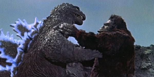 Godzilla vs Kong , 1962 edition