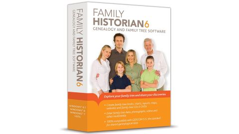 Family Historian 6 review