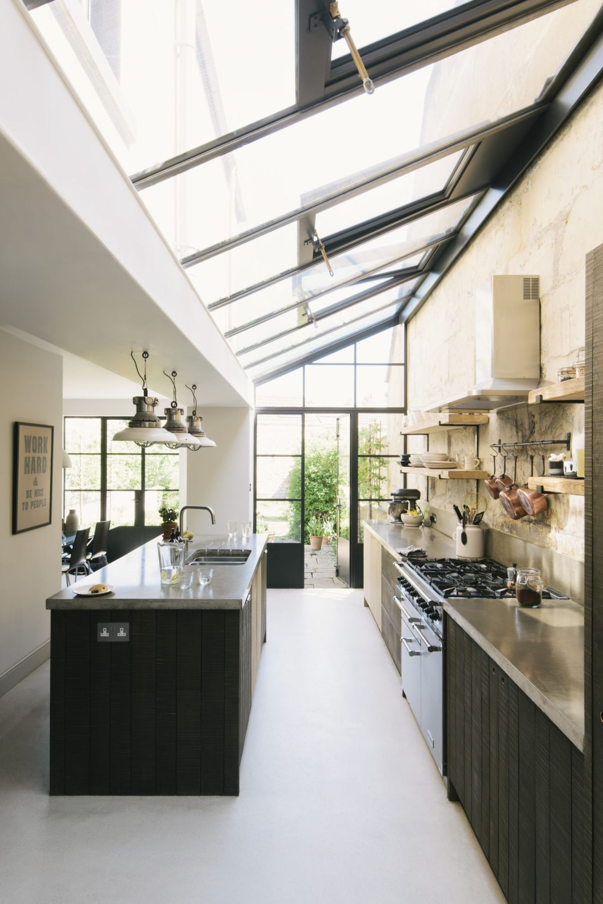 These small kitchen layout ideas will help to maximise your small space