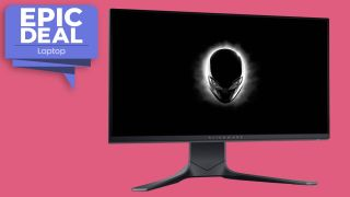Alienware's 240hz gaming monitor is on sale