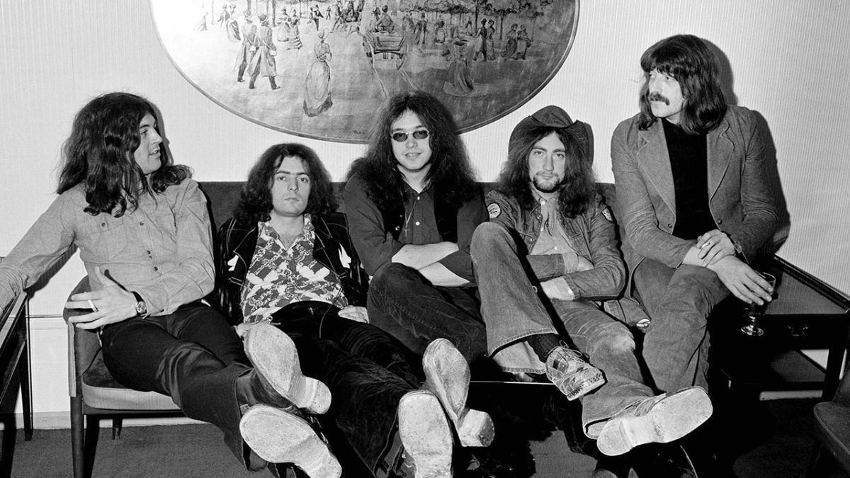 Deep Purple Albums Ranked From Worst To Best   Louder