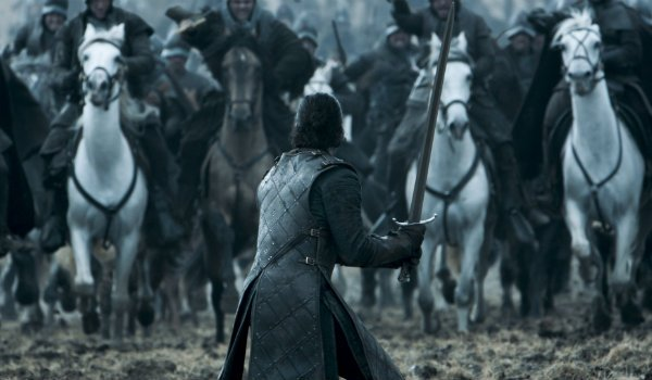 Game of Thrones Battle of the Bastards Jon Snow
