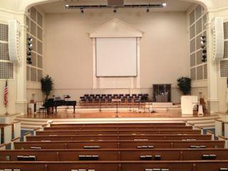 Adamson Chosen for Campbellsville Baptist Church