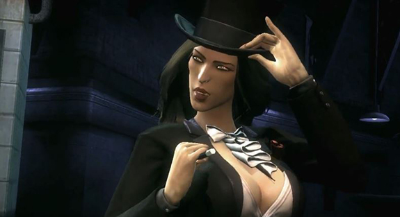 Injustice: Gods Among Us Introducing Zatanna In August #28357