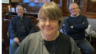 Kathy Burke catches up with her old chums Paul Whitehouse and Harry Enfield for new C4 documentary Money Talks.