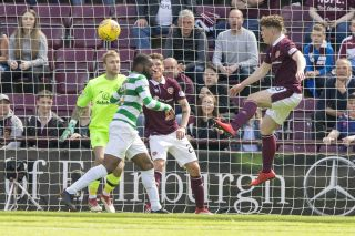 Heart of Midlothian v Celtic – Ladbrokes Scottish Premiership – Tynecastle Stadium