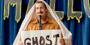 Adam Sandler Talks Hubie Halloween, Knowing The Difference Between When His Movie's A Hit Or A Flop