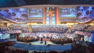 Earthworks FlexWand Delivers Audio Improvements to Green Acres Baptist Church