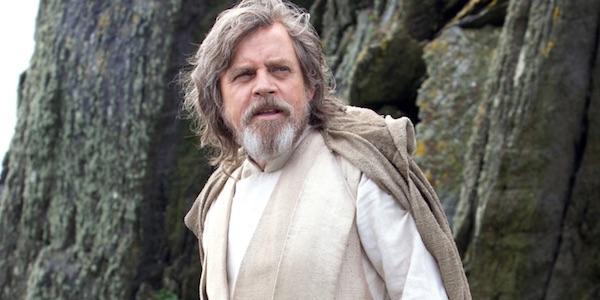 Mark Hamill Star Wars Episode 8